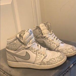 Nike Air White Shoes